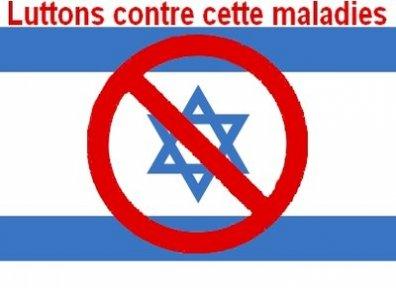 Haine Israël Facebook