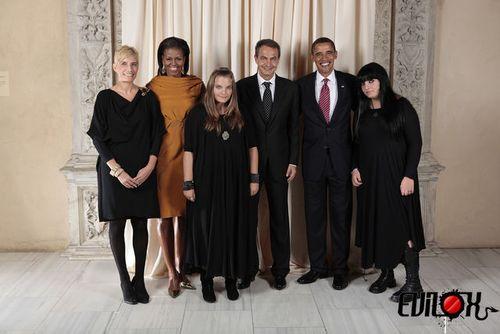 Filles de Zapatero en gothique